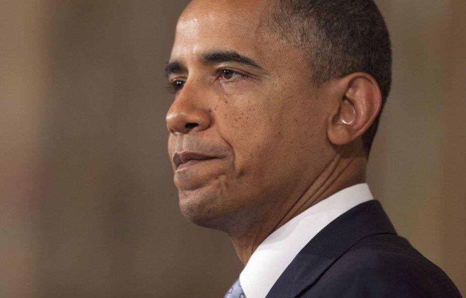 Le président Barrack Obama n'aura probablement d'autre choix... (PHOTO: EVAN VUCCI, AP)