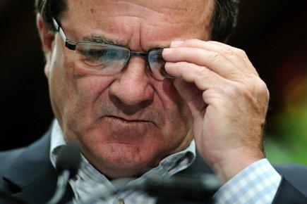 Le ministre des Finances, Jim  Flaherty.... (Photo: PC)