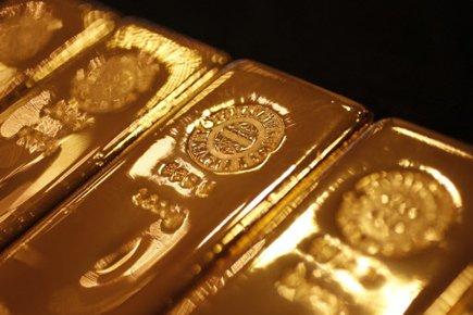 L'or enregistrait jeudi un nouveau record sur le marché à... (Photo: Reuters)