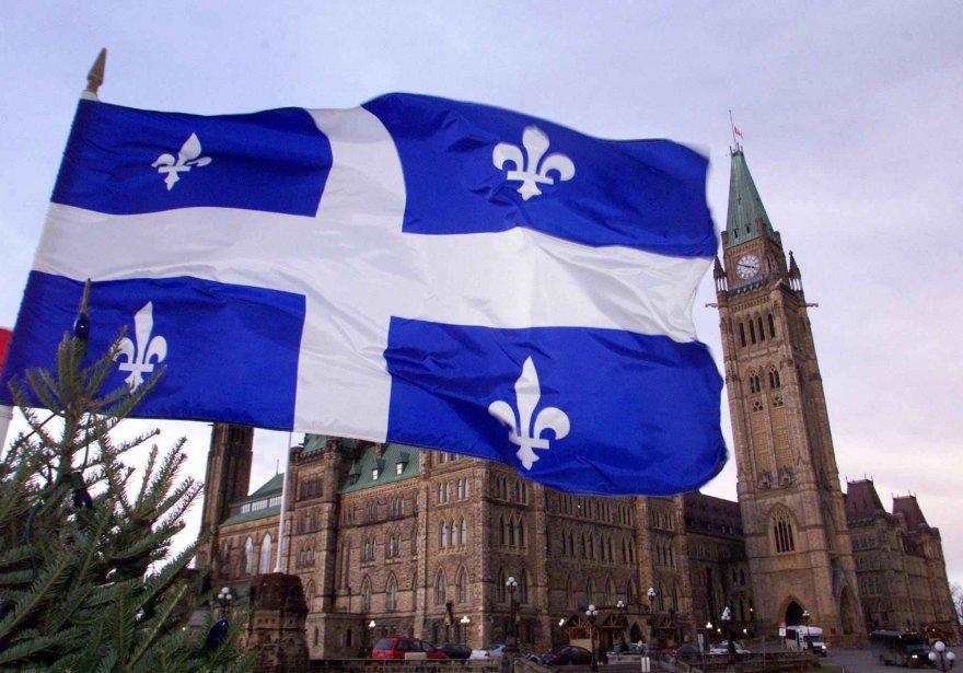 Le Québec s'est exclu du pouvoir à Ottawa... (PHOTO: TOM HANSON, ARCHIVES PC)