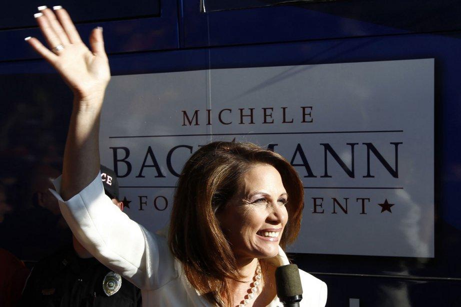 Michele Bachmann... (Photo: Reuters)