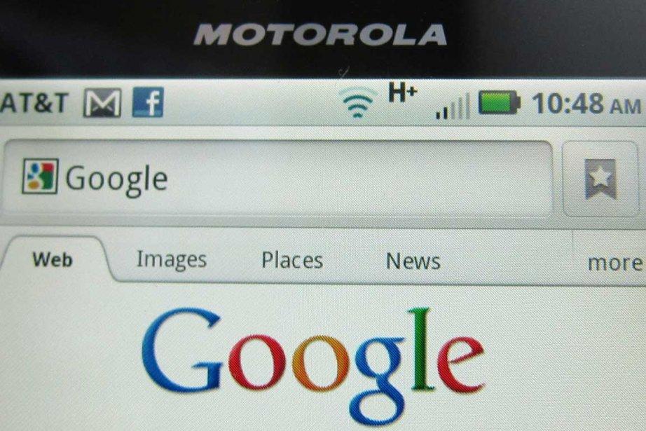 Pour le gestionnaire Françcois Rochon, Google est appelé... (Photo Reuters)