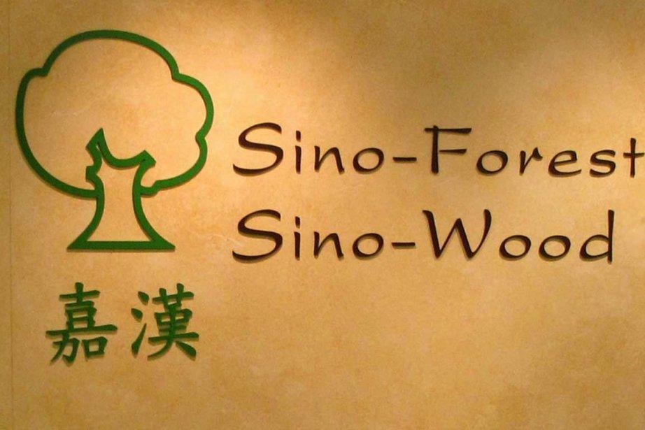 La société chinoise en difficulté Sino-Forest ( (Photo Reuters)