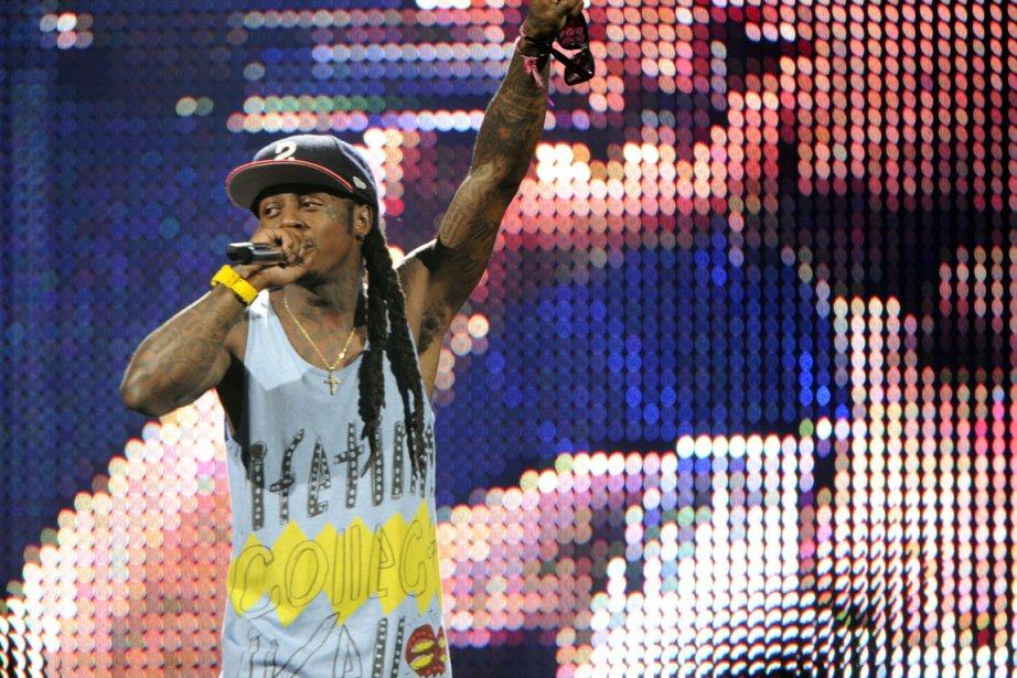 Lil Wayne cause la commotion au Centre Bell | La Presse
