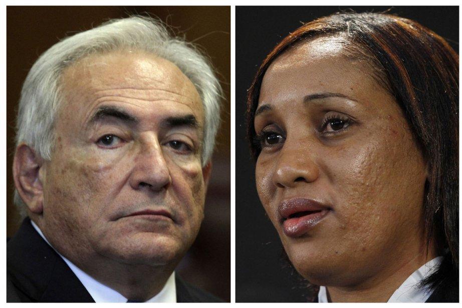 Les avocats de Nafissatou Diallo demandent des dommages... (Photo: Reuters)