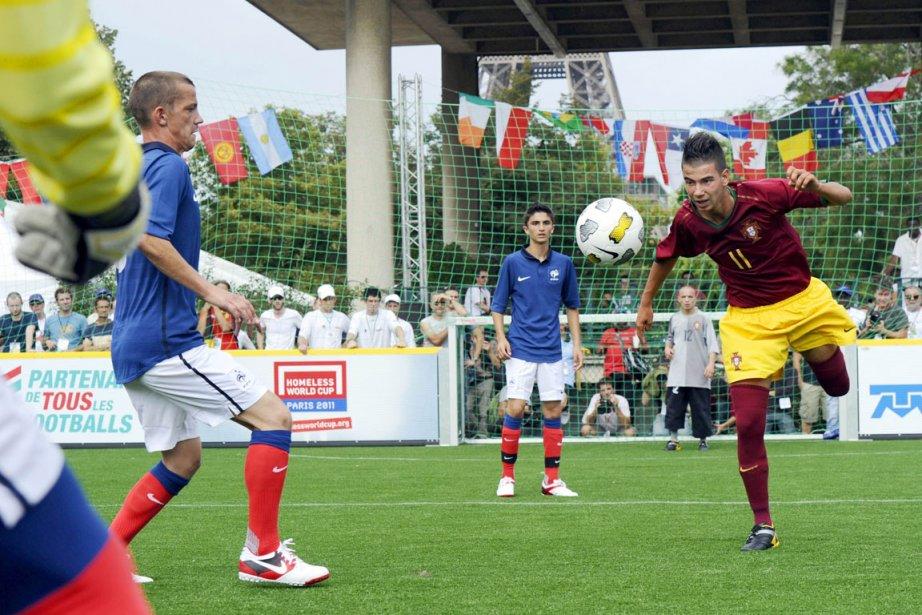 La neuvième Coupe du monde de soccer des... (Photo: AFP)