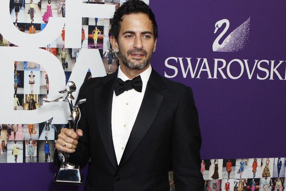 Le designer Marc Jacobs... (Photo: AFP)