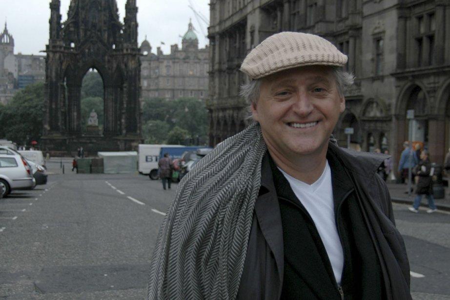 Gilbert Rozon passe chaque année par Édimbourg. On... (Photo: Cristina Cano, collaboration spéciale)