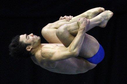 Alexandre Despatie renouera avec la compétition pour la... (Photo: Robert Skinner, archives La Presse)