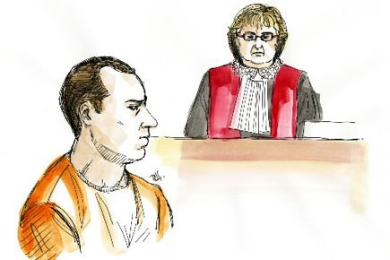 Benoît Guay a été condamné à 8ans de...