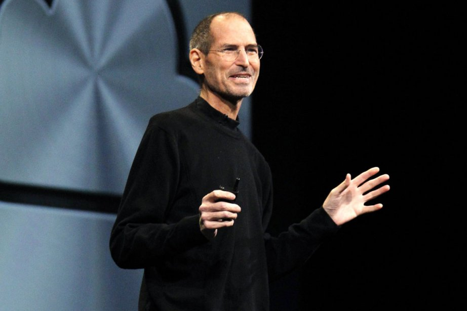 Steve Jobs... (Photo: Beck Diefenbach, Reuters)