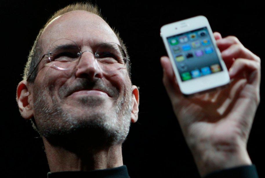 Steve Jobs... (Archives AP)