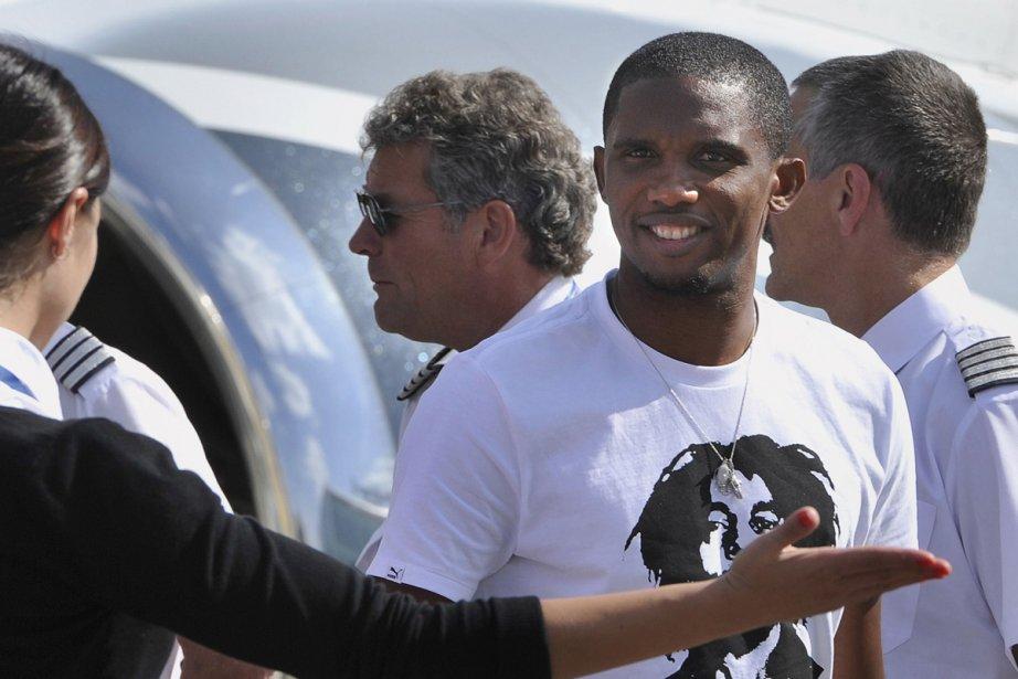 Samuel Eto'o... (Photo: AFP)
