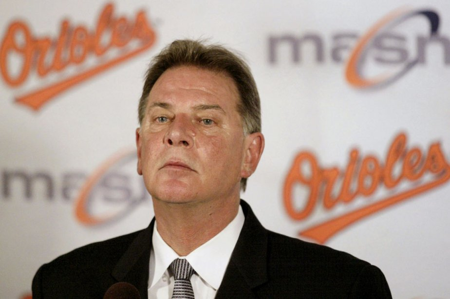 Mike Flanagan a porté les couleurs des Orioles... (Photo: Joe Giza, Reuters)