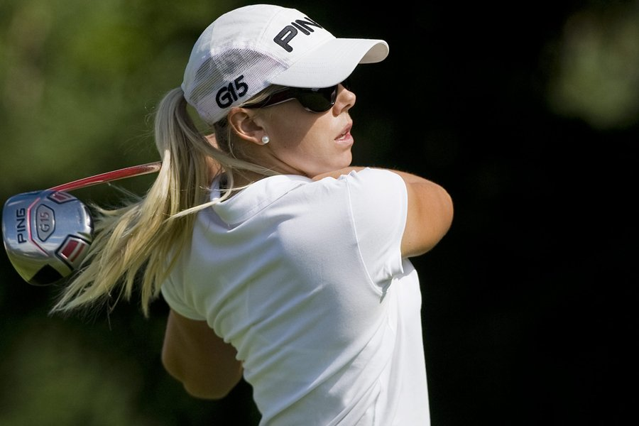 Pernilla Lindberg... (Photo: PC)