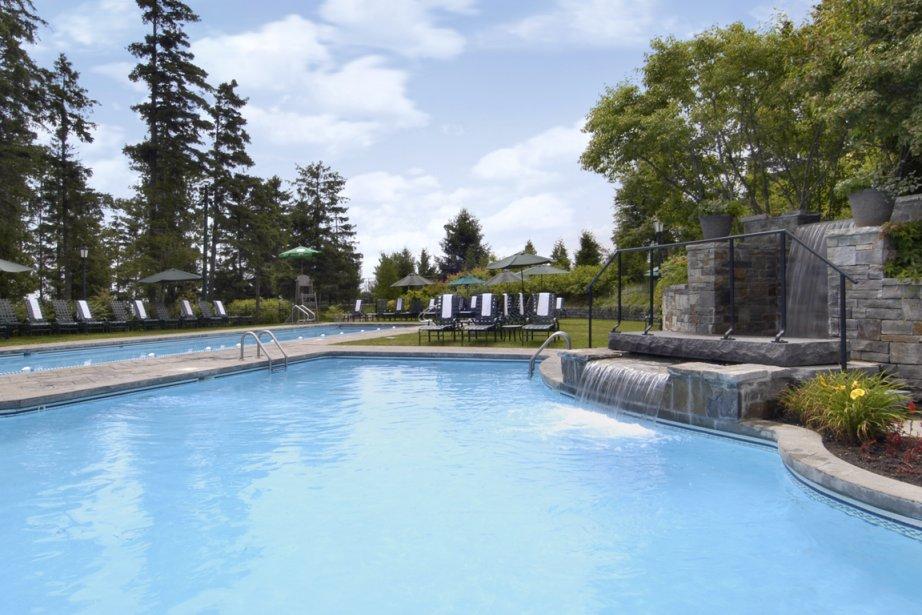 Les enfants peuvent se défouler dans les piscines... (Photo: fournie par Fairmont)