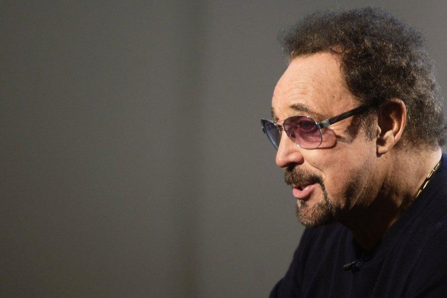 Tom Jones, en 2008... (Photo: Reuters)