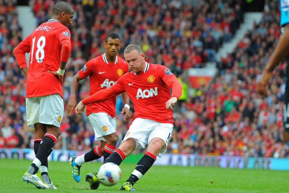 Les «Red Devils», au contraire, ont montré qu'ils... (Photo: AFP)