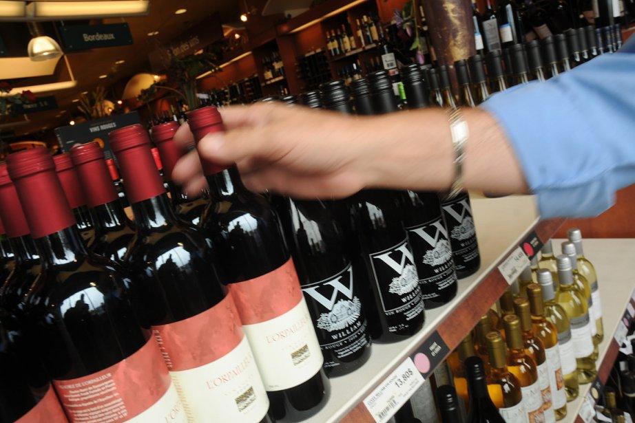 La SAQ boude-t-elle les vins québécois?... (Photo: archives La Voix de l'Est)