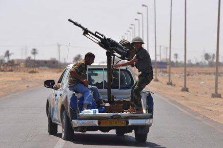 Dans l'Ouest, les rebelles sont tombés dans un... (Photo: AFP)