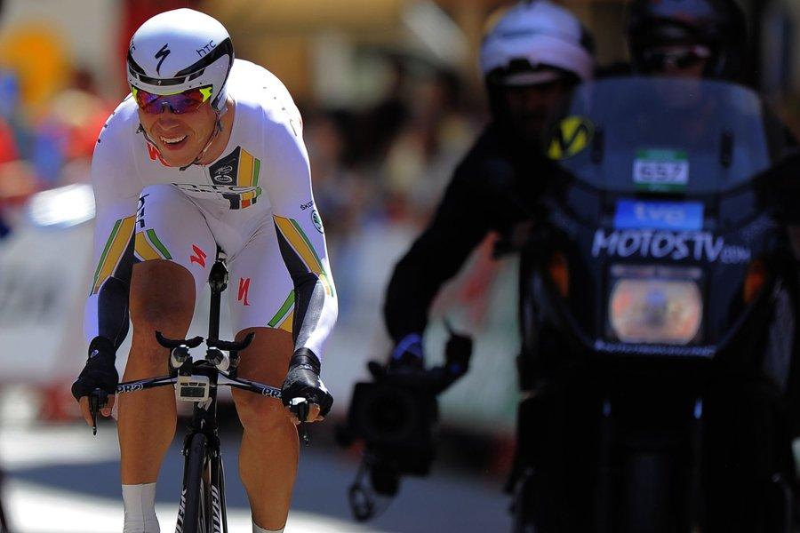 Tony Martin... (Photo: AFP)
