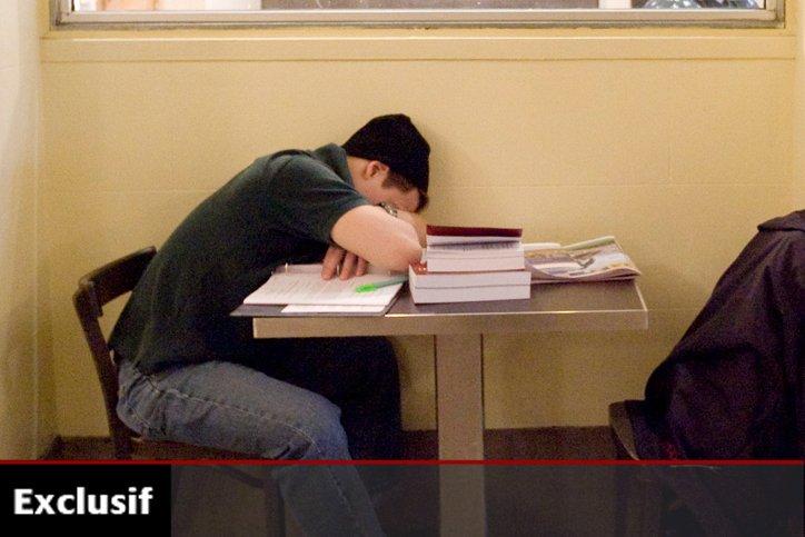 Selon la FECQ, seulement un étudiant en difficulté... (Photo: François Roy, archives La Presse)