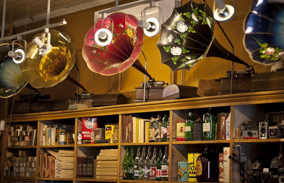 Le magasin général Lebrun, à Maskinongé (Olivier Pontbriand, collaboration spéciale)