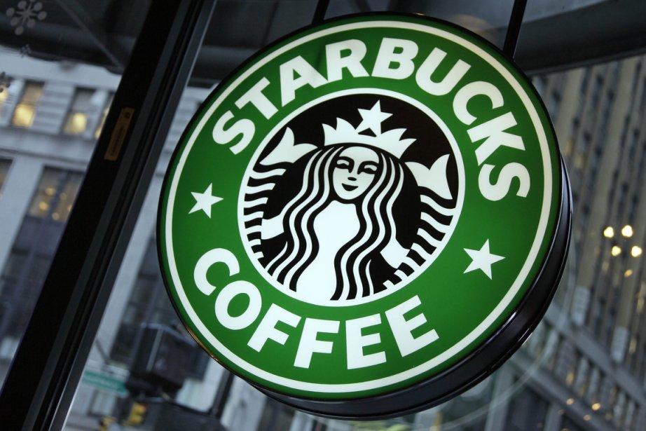 La chaîne internationale de cafés Starbucks a lancé, le 18... (Photo: AP)