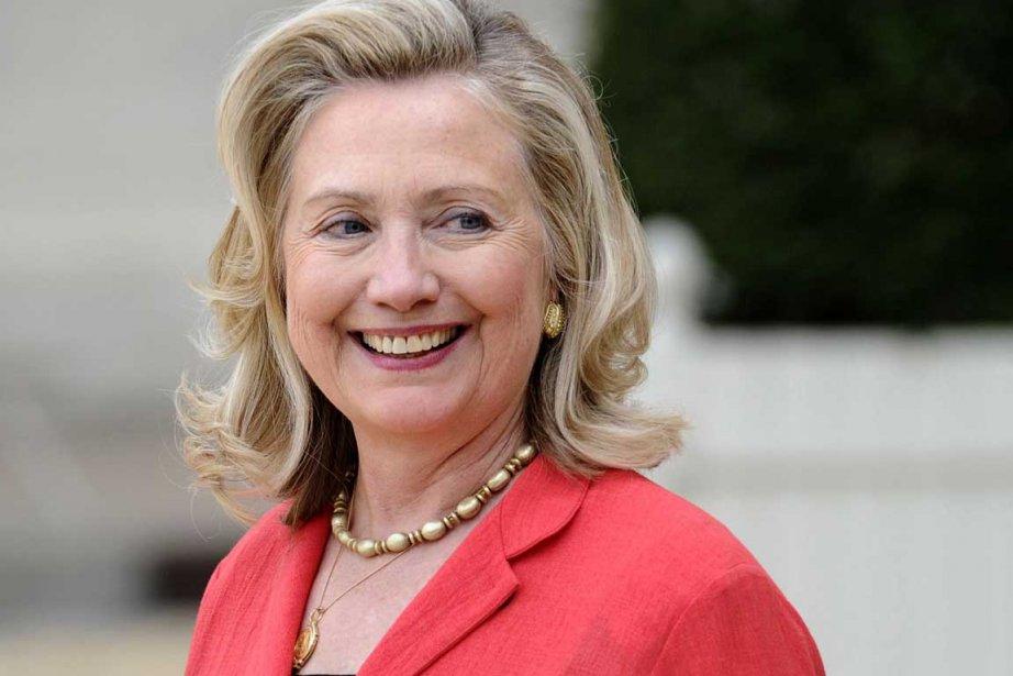 Hillary Clinton... (Photo AFP)