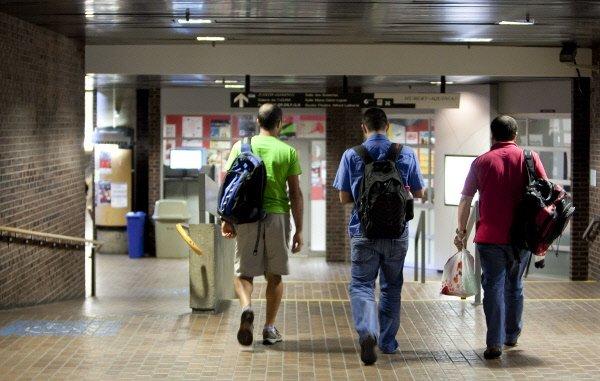 Les universités québécoises ne sont pas en reste,... (Photo Marco Campanozzi, La Presse)