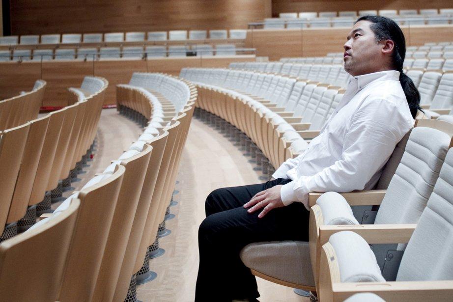 Tateo Nakajima plaide pour la mise en place... (Photo: Marco Campanozzi, La Presse)