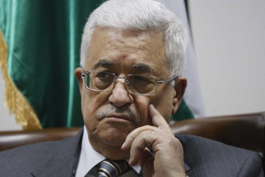 Mahmoud Abbas... (Photo Associated Press)