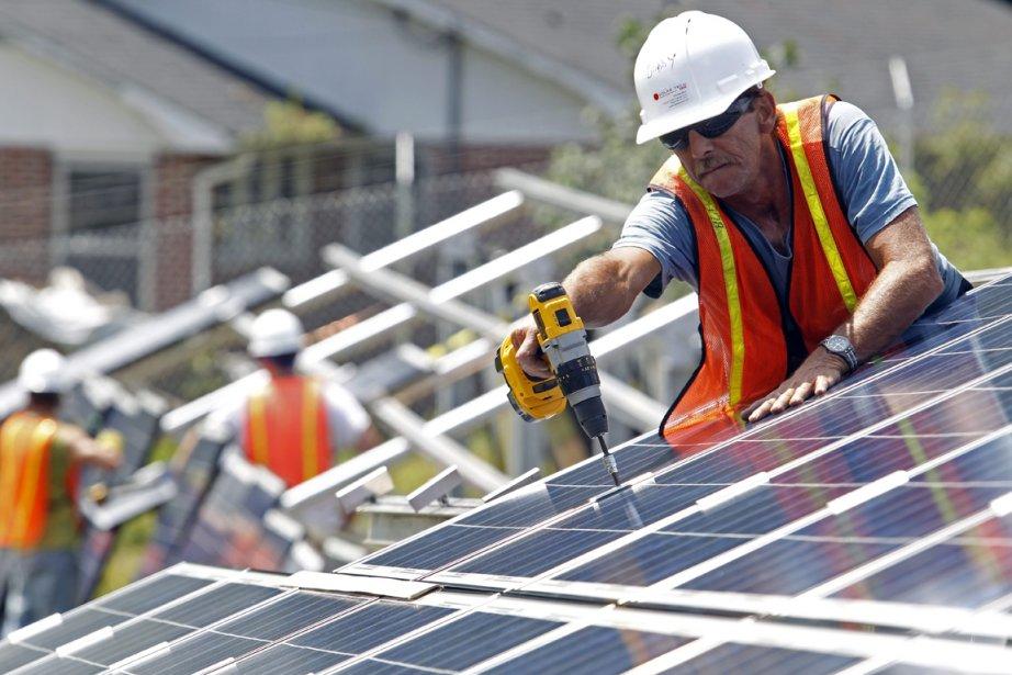 L'indicateur de l'ISM englobe les services au sens... (Photo archives Associated Press)