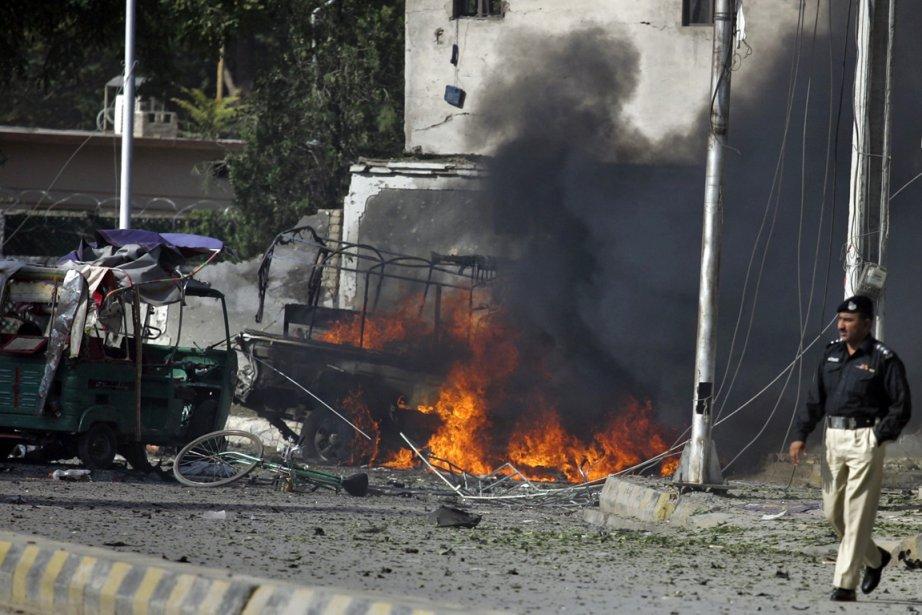 Le Pakistan est en proie à une vague... (Photo: Arshad Butt, AP)