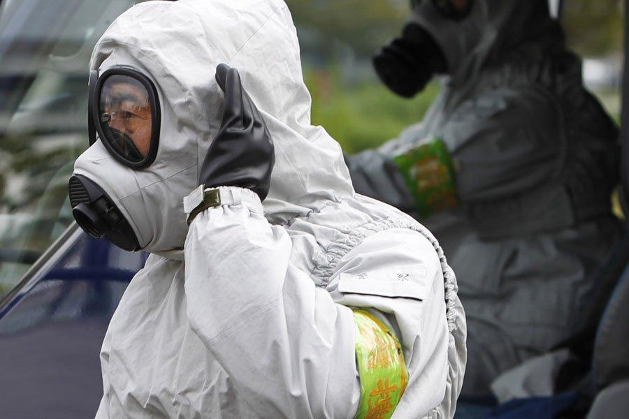 Des détecteurs basés sur le Scintirex pourront notamment... (Photo: Archives Reuters)