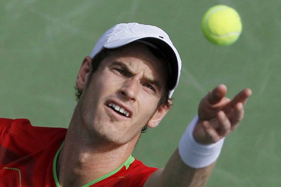 Andy Murray... (Photo Reuters)