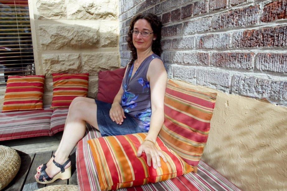 L'auteure Annabel Lyon démontre, avec Le juste milieu,... (Photo: Alain Roberge, La Presse)