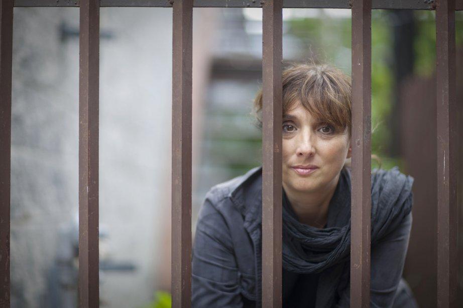La mort hante résolument les romans de Catherine... (Photo: André Pichette, La Presse)