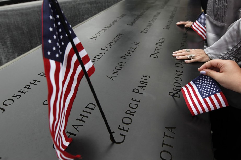 Le mémorial du 11-Septembre, inauguré dimanche sur le... (Photo: Reuters)