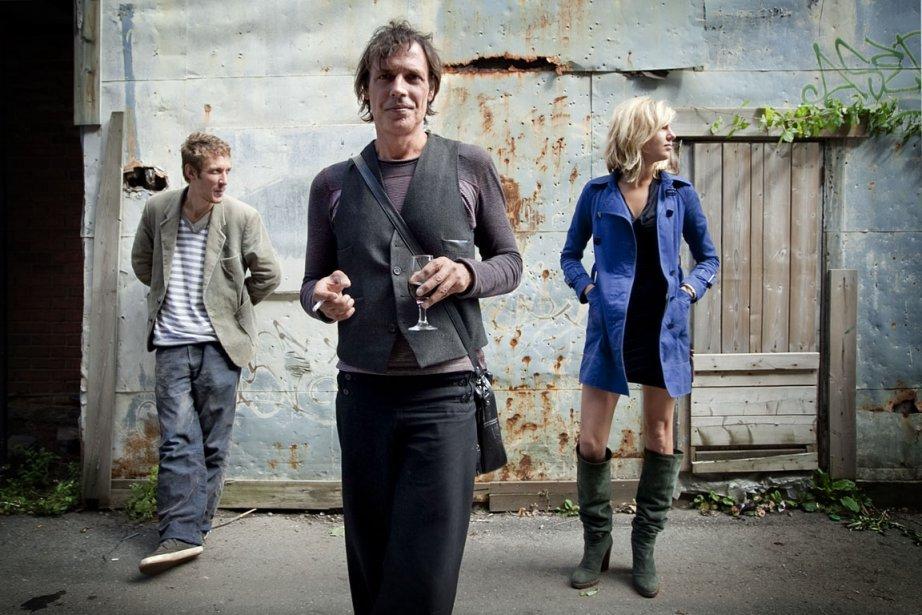 Ils ont fait un album de rock enfumé,... (Photo: Marco Campanozzi, La Presse)