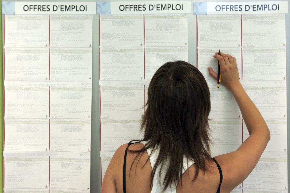 Si l'employeur ne souhaite pas que le salarié... (Photo: archives Bloomberg News)
