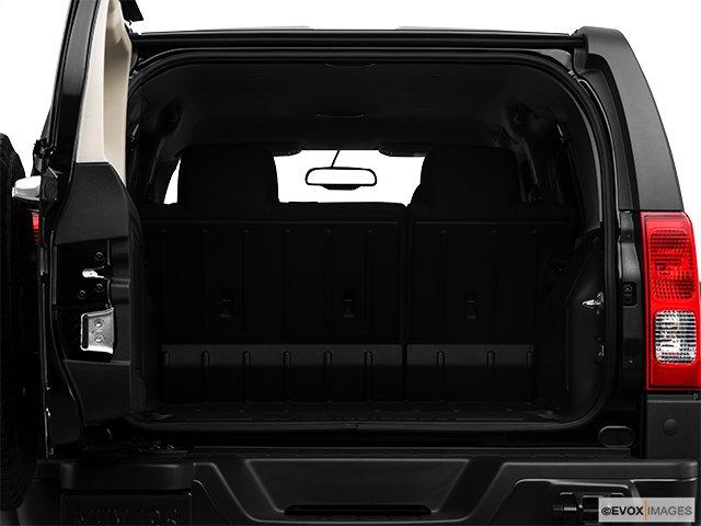 HUMMER - H3 2010 - 4 RM 4 portes VUS - Coffre (Evox)
