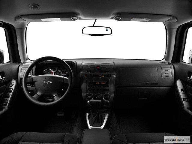 HUMMER - H3 2010 - 4 RM 4 portes VUS - Tableau de bord (Evox)