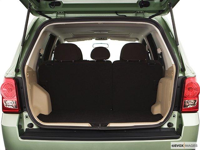 Mazda - Tribute 2008 - Traction avant, V6, boîte automatique, GS - Coffre (Evox)