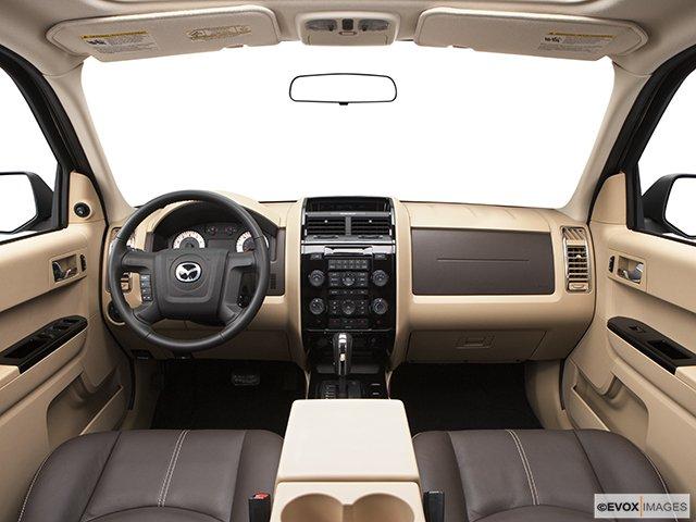 Mazda - Tribute 2008 - Traction avant, V6, boîte automatique, GS - Tableau de bord (Evox)