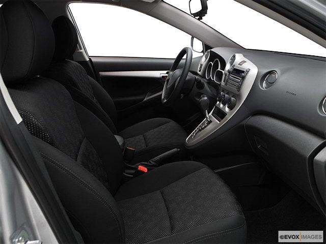 Pontiac - Vibe 2010: Jusqu'à épuisement des stocks - Familiale 4 portes, traction avant - Siège du passenger (Evox)