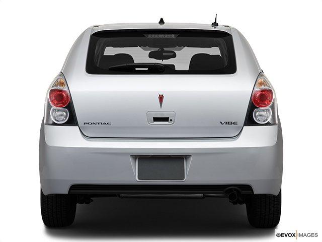 Pontiac - Vibe 2010: Jusqu'à épuisement des stocks - Familiale 4 portes, traction avant - Arrière (Evox)