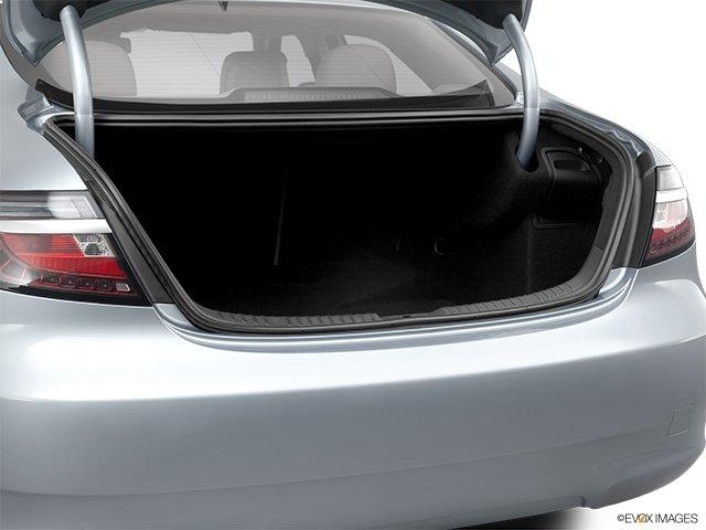 Saab - 9-5 2011: Sauv&eacute;e in <em>extremis</em> - Berline Turbo4 4portes à TA, boîte man. - Coffre (Evox)
