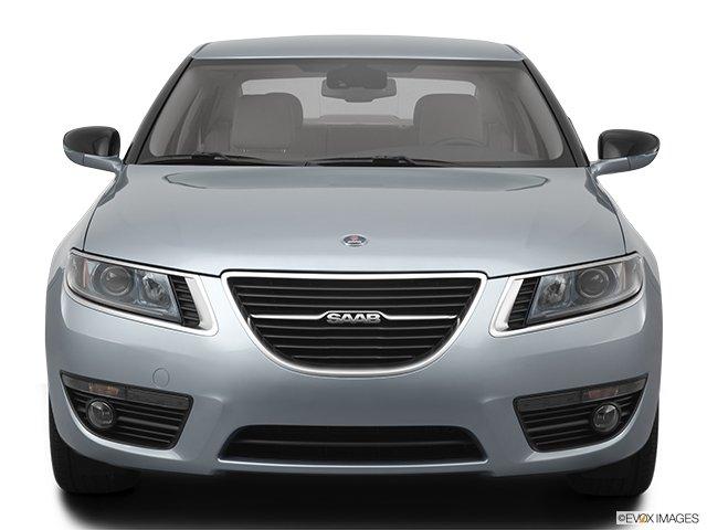 Saab - 9-5 2011: Sauv&eacute;e in <em>extremis</em> - Berline Turbo4 4portes à TA, boîte man. - Avant (Evox)