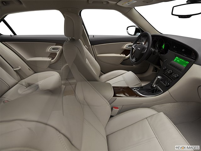 Saab - 9-5 2011: Sauv&eacute;e in <em>extremis</em> - Berline Turbo4 4portes à TA, boîte man. - Habitacle (Evox)